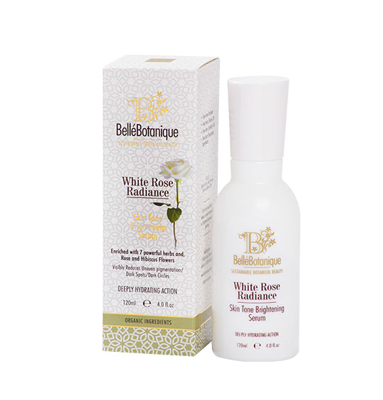 Dark Spots Corrector - White Rose Serum