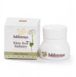 White Rose Radiance Brightening Moisturizer Cream